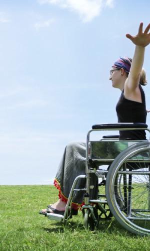 Med ett enkelt stöd kan fler personer få hjälp med rehabilitering